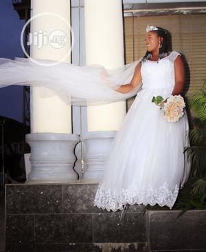 Rent Plus Size Wedding Dress | Wedding Wear & Accessories for sale in Lagos State, Alimosho