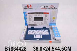 Learning Laptop Advanced Bilingual For Kids | Toys for sale in Lagos State, Surulere