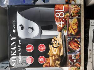 Sokany Air Fryer 4.8l | Kitchen Appliances for sale in Lagos State, Surulere