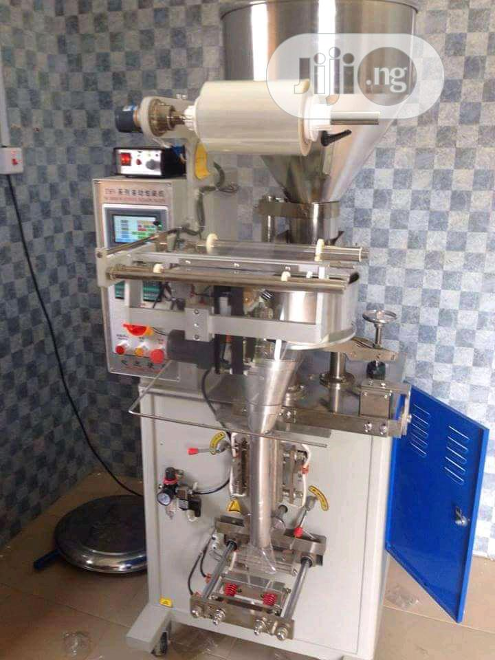 Archive: Filling And Packaging Machines