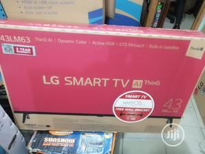 """LG Television Smart 43""""   TV & DVD Equipment for sale in Rivers State, Port-Harcourt"""