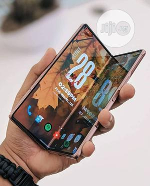 New Samsung Galaxy Fold 5G 512GB Pink | Mobile Phones for sale in Lagos State, Ikeja