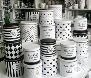 Round Shaped Gift Flower Boxes | Arts & Crafts for sale in Lagos State, Lekki