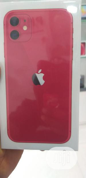 New Apple iPhone 11 128 GB Red | Mobile Phones for sale in Lagos State, Ikeja