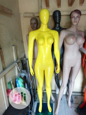Yellow Mannequins | Store Equipment for sale in Lagos State, Lagos Island (Eko)