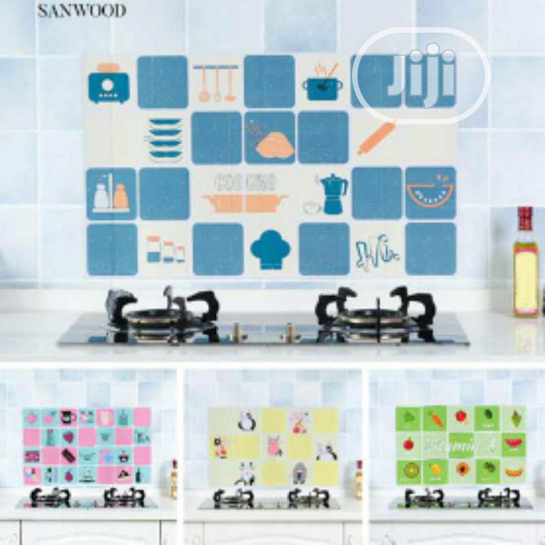 Kitchen Wall Sticker ( 300cm × 60cm)