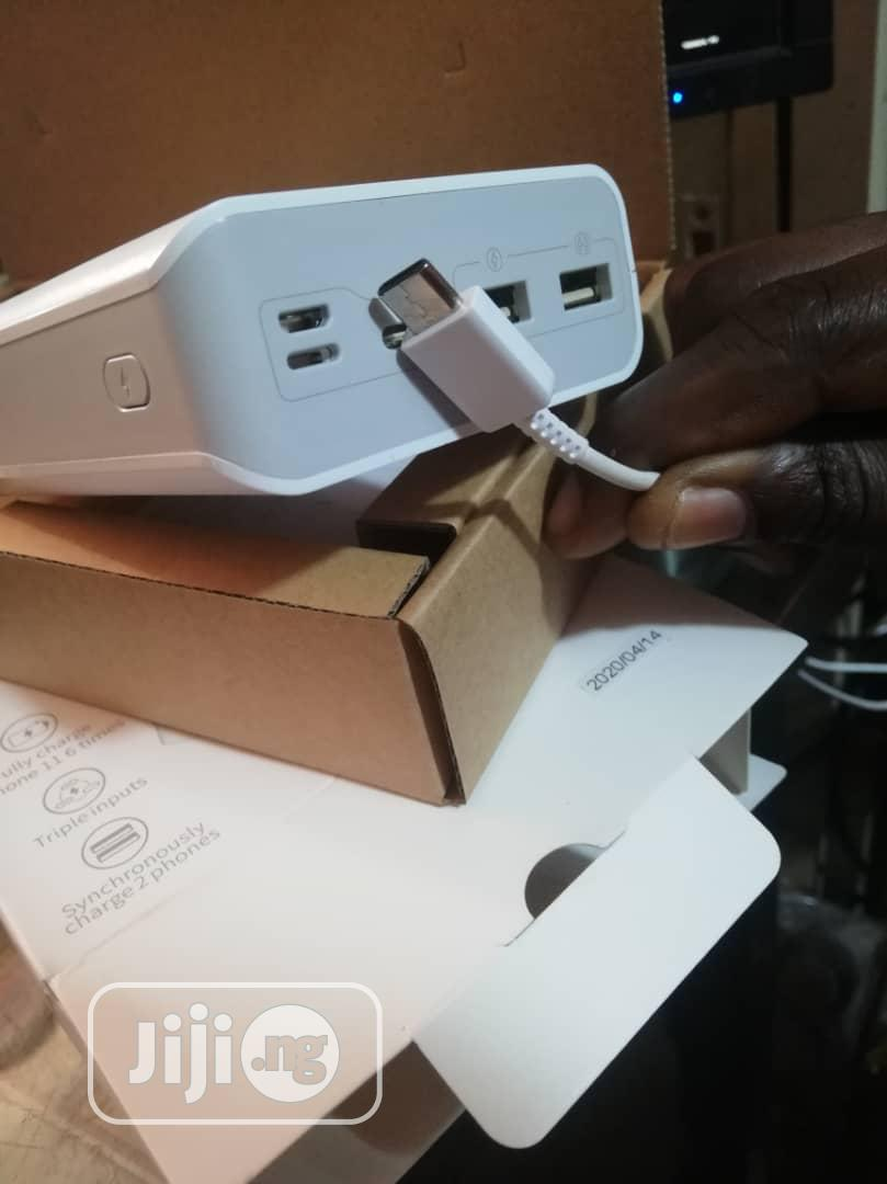Romoss Power Bank 30000mah | Accessories for Mobile Phones & Tablets for sale in Ikeja, Lagos State, Nigeria