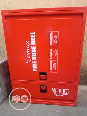 Fire Hose Box With Hose Reel | Safetywear & Equipment for sale in Lagos State, Apapa