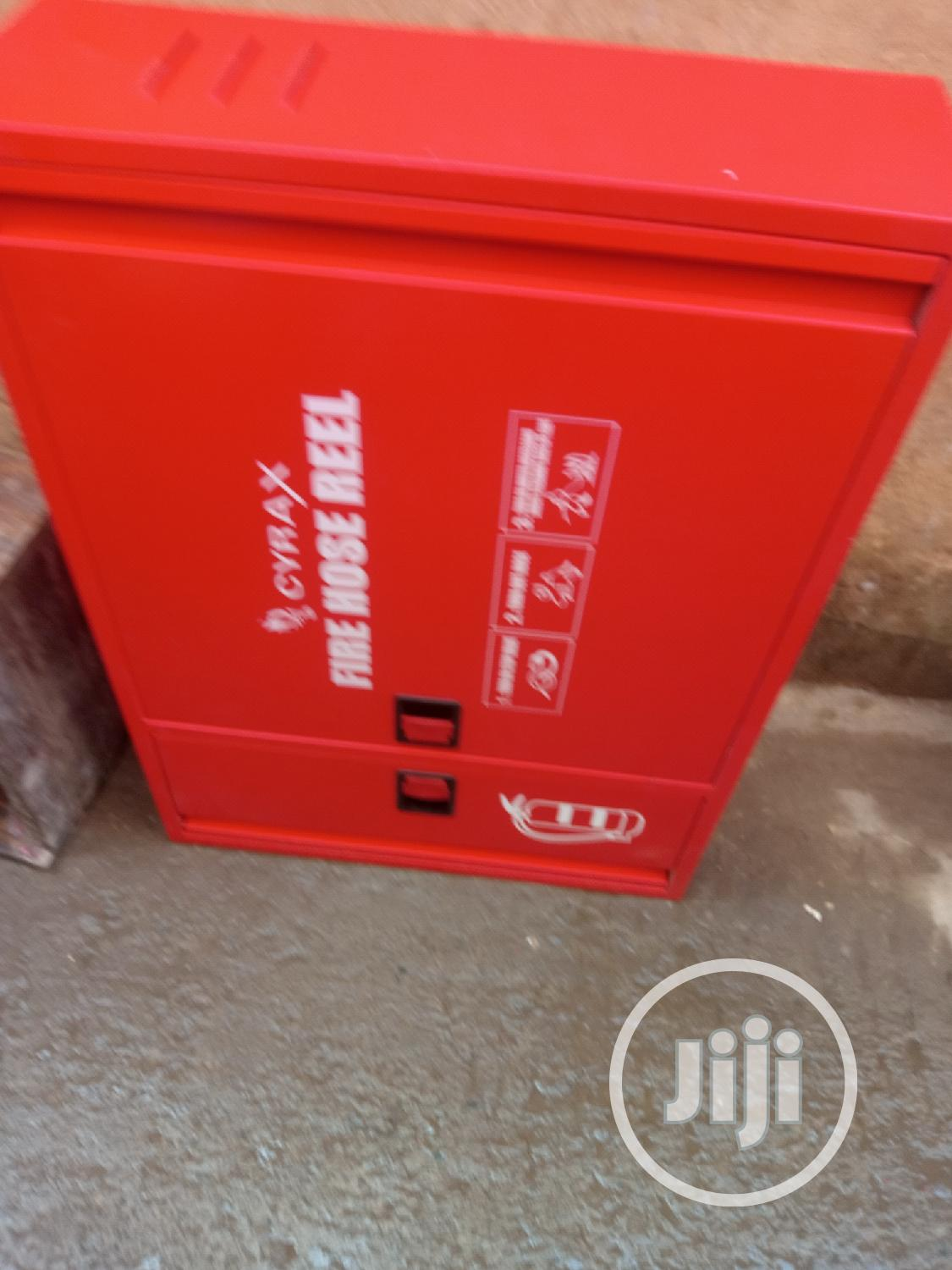 Fire Hose Box With Hose Reel | Safetywear & Equipment for sale in Apapa, Lagos State, Nigeria