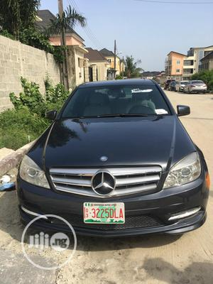 Mercedes-Benz C350 2009 Gray   Cars for sale in Lagos State, Lekki