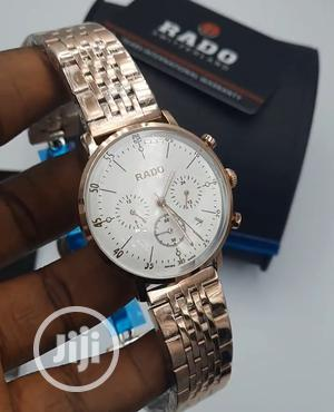 Top Quality Rado Stainless Steel Watch | Watches for sale in Lagos State, Magodo