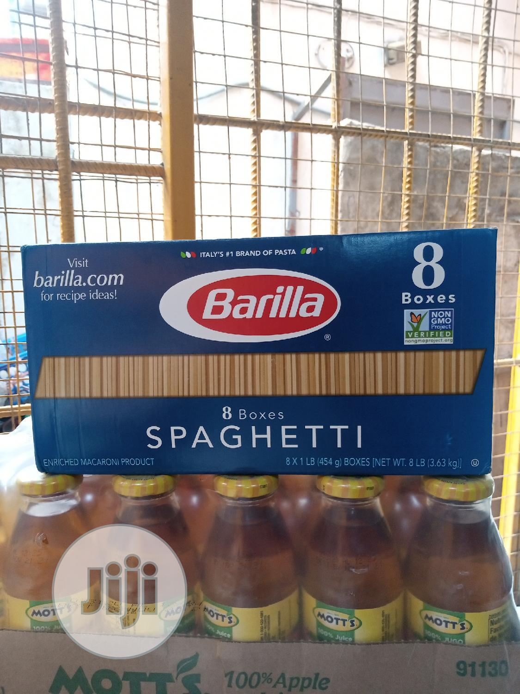 Barilla 8 Boxes Spaghetti