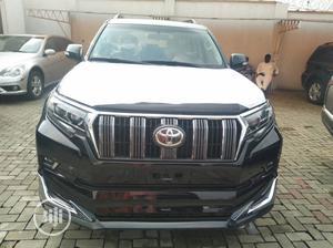 Toyota Land Cruiser Prado 2018 VXR Black | Cars for sale in Lagos State, Magodo