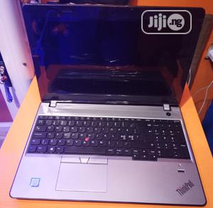Laptop Lenovo ThinkPad E570 8GB Intel Core i5 HDD 1T   Laptops & Computers for sale in Lagos State, Ikeja