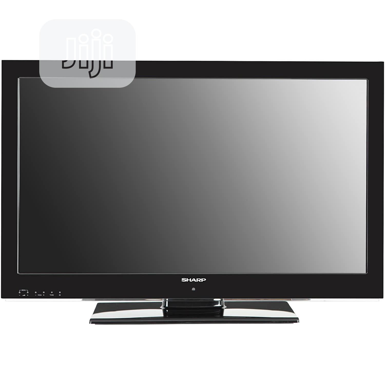 24 Inch SHARP Full HD LED TV - London Used | TV & DVD Equipment for sale in Ojo, Lagos State, Nigeria