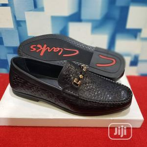 Clarks Leather Loafers Shoe | Shoes for sale in Lagos State, Lagos Island (Eko)