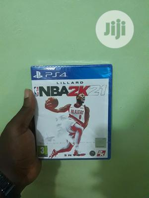 NBA 21..... | Video Games for sale in Lagos State, Ikeja