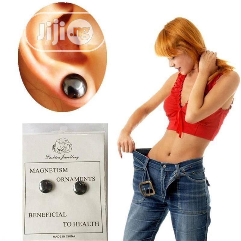 Slimming Patch Lose Weight Magnetic Health Earrings