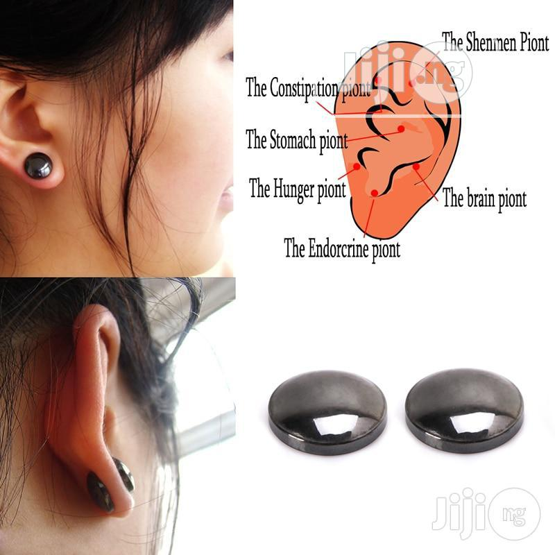 Slimming Patch Lose Weight Magnetic Health Earrings | Tools & Accessories for sale in Lekki, Lagos State, Nigeria
