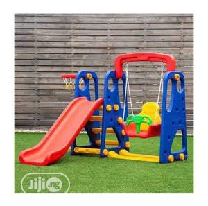 Slide With Single Seat   Toys for sale in Abuja (FCT) State, Gwarinpa