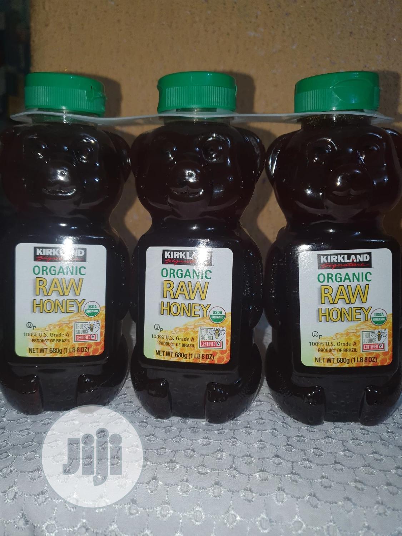 Archive: Kirkland Signature Organic Raw Honey