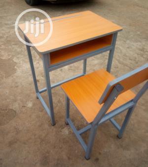 School Desk With 3yr Warranty   Children's Furniture for sale in Lagos State, Ikeja