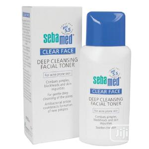 Seba Med Clear Face Deep Cleansing Facial Toner 150ml   Skin Care for sale in Lagos State, Surulere