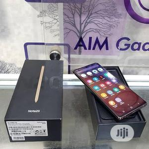 New Samsung Galaxy Note 20 256 GB Pink   Mobile Phones for sale in Lagos State, Ikeja