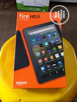 New Amazon Fire HD 8 32 GB Black | Tablets for sale in Lagos State, Ikeja