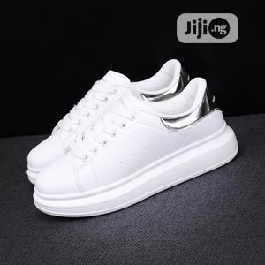 Men Sneakers White   Shoes for sale in Lagos State, Ikotun/Igando