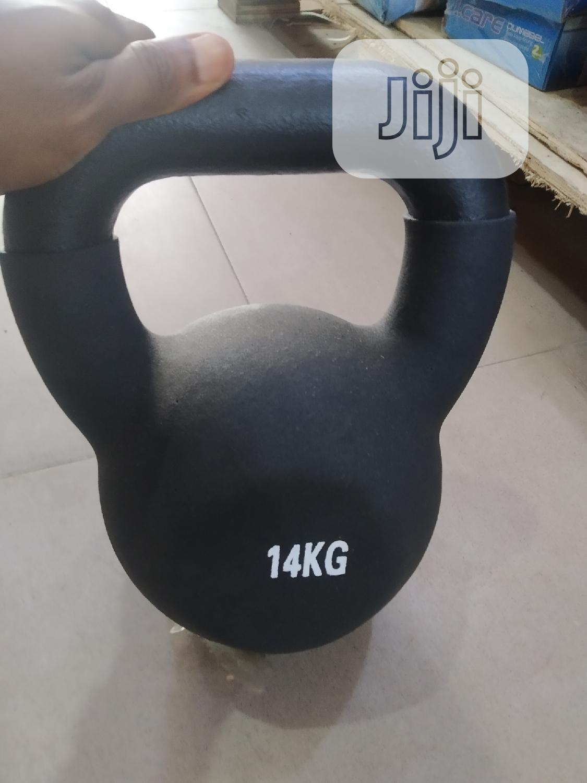 14kg Kettlebell Weight