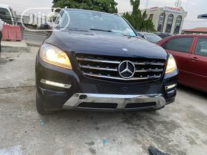 Mercedes-Benz M Class 2015 Blue   Cars for sale in Lagos State, Ogba