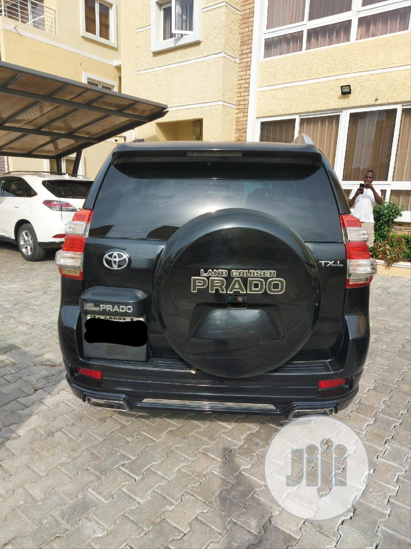 Archive: Toyota Land Cruiser Prado 2013 GXL Black