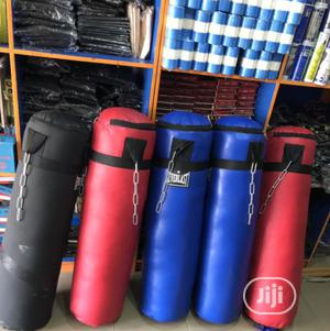 Leather Punching Bag | Sports Equipment for sale in Lagos State, Lagos Island (Eko)