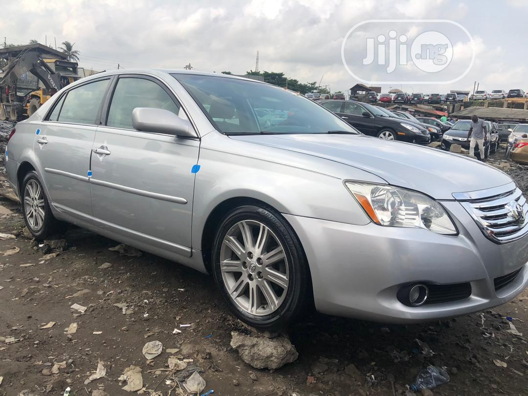 Toyota Avalon 2007 Limited Silver | Cars for sale in Apapa, Lagos State, Nigeria