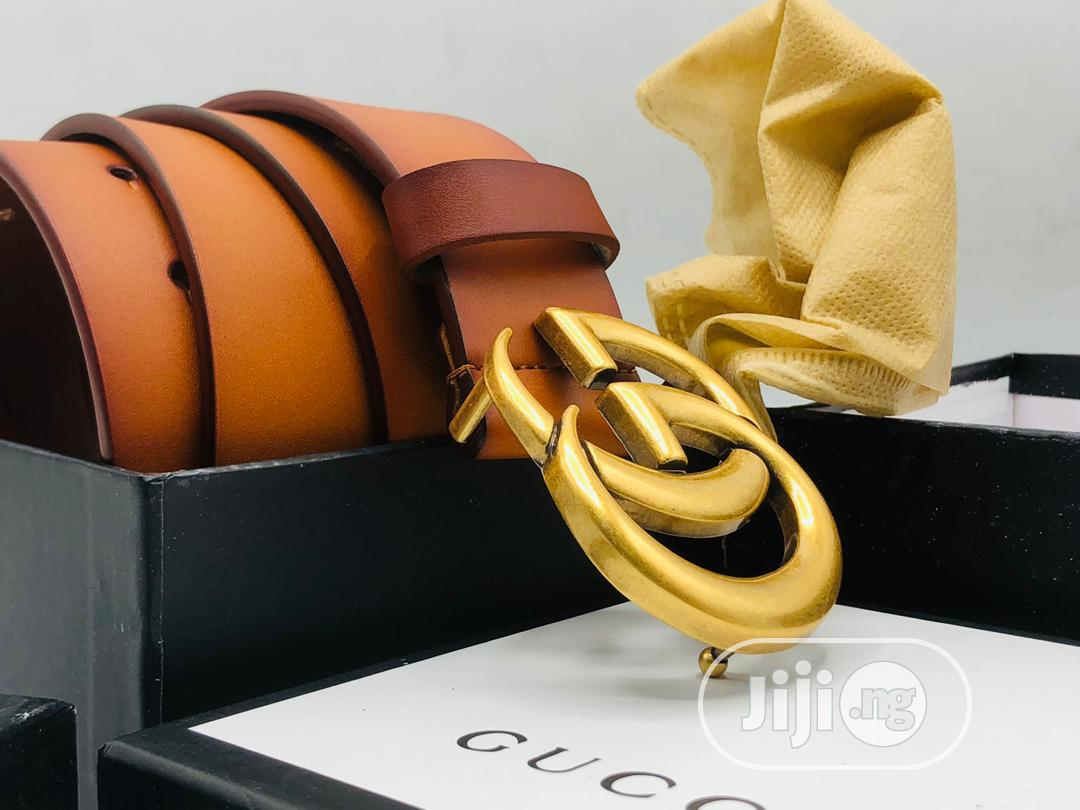 Top Quality Gucci Belts | Clothing Accessories for sale in Magodo, Lagos State, Nigeria