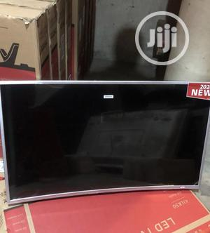 55 Inches LG Smart Curved Television   TV & DVD Equipment for sale in Lagos State, Ojo
