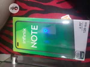 New Infinix Note 8 (x692) 128 GB Silver | Mobile Phones for sale in Lagos State, Ikeja