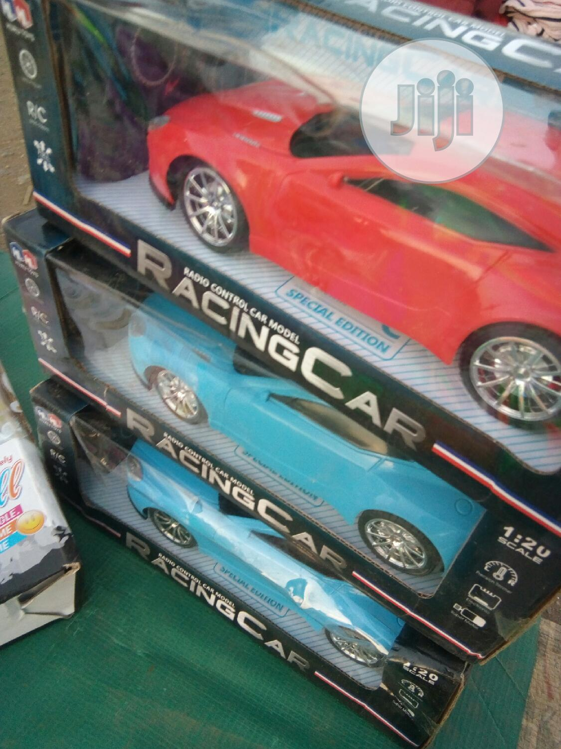 Toy Car With Remote Control