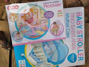 Baby Baby Cot And Rocker | Children's Gear & Safety for sale in Lagos State, Yaba