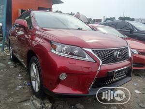 Lexus RX 2011 350 Red | Cars for sale in Lagos State, Apapa