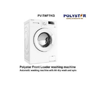 Polystar 7KG Front Loader Automatic Washing Machine   Home Appliances for sale in Lagos State, Ikeja