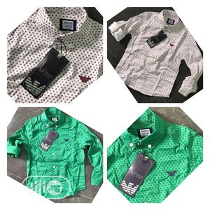 Green Boys' Shirt | Children's Clothing for sale in Abuja (FCT) State, Gwarinpa