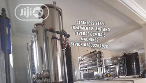 Industrial And Domestic Water Treatment And Packaging | Manufacturing Services for sale in Abuja (FCT) State, Kubwa