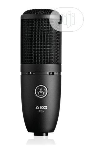 AKG P120 High-Performance Multipurpose Recording Microphone | Audio & Music Equipment for sale in Lagos State, Alimosho