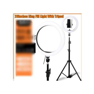 26inch Led Ring Light Whitening Photography Phone Holder | Accessories & Supplies for Electronics for sale in Lagos State, Apapa