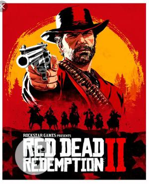 Red Dead Redemption 2 | Video Games for sale in Kwara State, Ilorin South