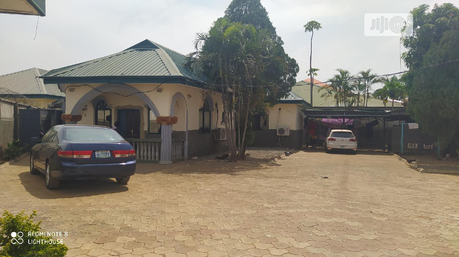 A 3 Bedroom Fully Detached Bungalow With Massive Land Space