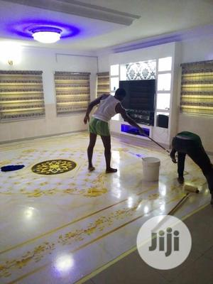 3D Epoxy Flooring/Countertop Epoxy   Building & Trades Services for sale in Lagos State, Tarkwa Bay Island