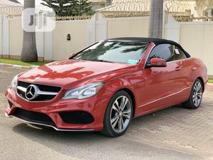 Mercedes-Benz E350 2014 Red | Cars for sale in Abuja (FCT) State, Central Business District